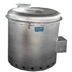 کوره ذوب آلومینیوم Aluminium melting furnace