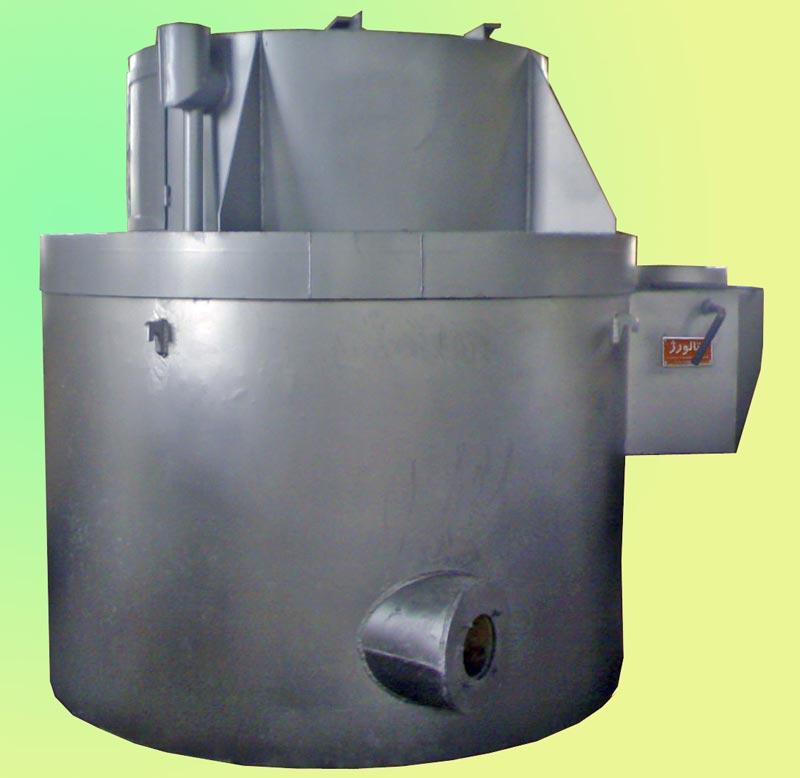 کوره ذوب سرب leadmelting furnace