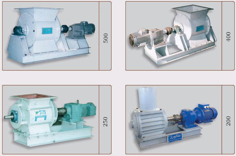 روتاری والو، rotory valve
